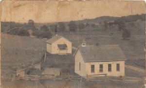 F12/ Sugarcreek Ohio Postcard 1924 School Reunion Home Coming