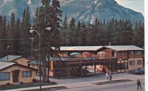 Kenric Motel, Banff, Alberta, Canada, 1940-1960s
