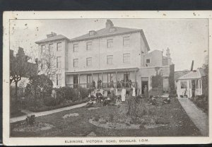 Isle of Man Postcard - Elsinore, Victoria Road, Douglas    RS8560