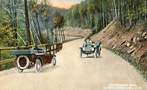 MA - The Mohawk Trail, Cold River Glen