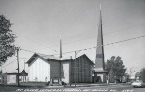 RP; MT HOREB , Wisconsin, 1930-40s ; Lutheran Church