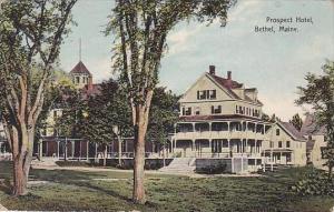 Maine Bethel Prospect Hotel 1910