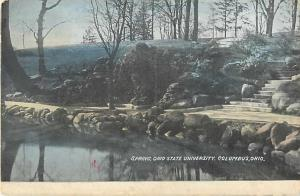 D/B Spring, Ohio State University Columbus OH 1911