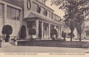 Ausstellungspark Munchen , Germany , 00-10s ; Prinz Ludwighallen: Halle III, ...