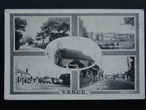 Essex VANGE 5 Image Multiview - Old Postcard by B.P. Co. Ltd