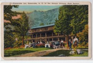 Esmeralda Inn, Esmeralda NC