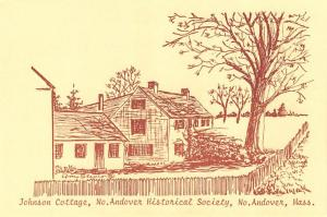 Johnson Cottage - North Andover, Massachusetts