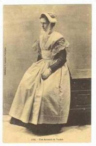 Woman, Une Artisane de Vannes,France 00-10s