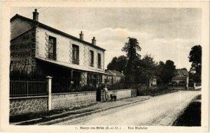 CPA SUCY-en-BRIE Rue Michelet (869682)