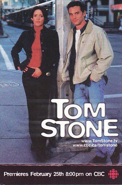 Advertising Tom Stone CBC Television Canada