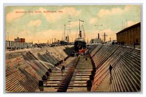 21485  MD Baltimore  Skinners Dry Dock
