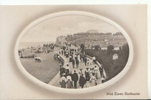 Sussex Postcard - Wish Tower - Eastbourne - Ref 16008A