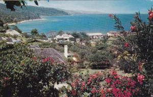 JAMAICA, PU-1961; Montego Bay, Round Hill