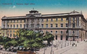 Taranto , Puglia,  Italy , 00-10s ; Palazzo degli Uffici