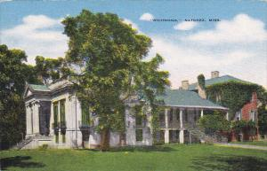 Richmond Ante Bellum Home Natchez Mississippi