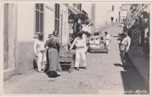 RP; Madeira, Carro do Monte, Portugal, 1910-30s