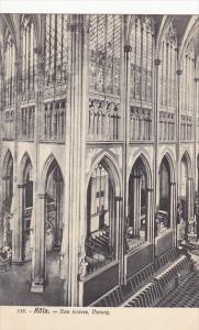 Germany Koeln Dom Inneres Vierung