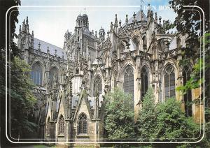 Netherlands St. Janskathedraal Laatgotische kruisbasiliek Kapellenkrans Osstzijd