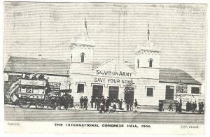 The International Congress Hall, 1904, 00-10s