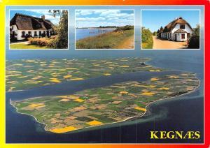Denmark Kegnaes Sydals Island Panorama Promenade