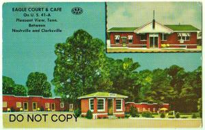 Eagle Court & Cafe, Pleasant View TN