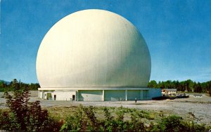 Maine Andover Bell Telephone System's Earth Station
