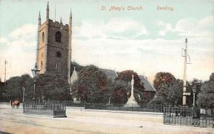 Reading, St. Mary's Church, Episcopal Church 1907