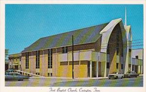 Tennessee Covington First Batist Church