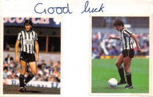 Swindon Football player Good Luck Lion Brand Product Ms Williams (Headmistress)