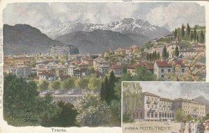 TRENTO , Italy , 00-10s ; Imperial Hotel Trento