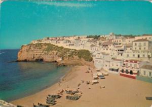 Portugal Praia do Carvoeiro