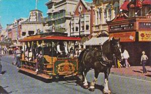 Florida Walt Disney World Reliving The Good Old Days