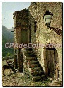 Postcard Modern Colors and Light of France Sainte Agnes Alpes Maritimes Old S...