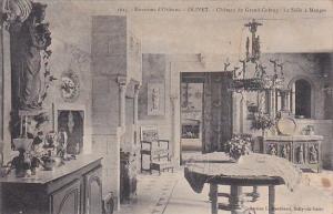 France Olivet Chateau du Grand-Cobray La Salle a Manger 1908
