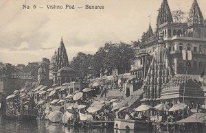 BENARES , India , 00-10s ; Vishno Pad