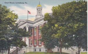 Pennsylvania Lewisburg Court House