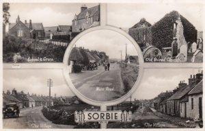 RP: SORBIE , Scotland , 1910-30s ; TUCK
