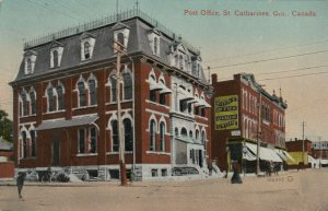 ST. CATHARINES, Ontario, 1900-10s ; Post Office