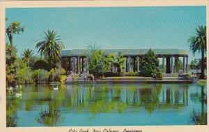 City Park New Orleans Louisiana 1964