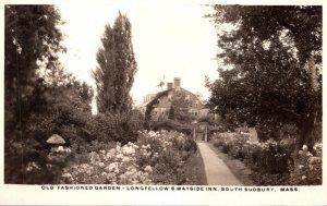 Massachusetts South Sudbury Longfellow's Wayside Inn The Old Fashioned G...
