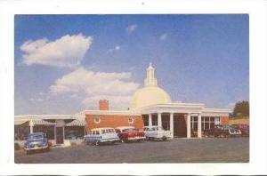 Pantops, Dining Room & Coffee House, Charlottesville, Virginia, 40-60s