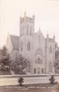 RP; LAKE MILLS, Wisconsin , 30-40s ; Congregational Church