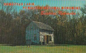 Nebraska Beatrice Homestead Cabin Homestead National Monument