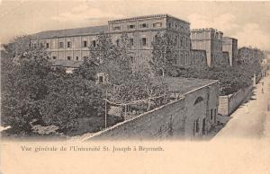 B58034 Liban Lebanon beyrouth Universite st Joseph