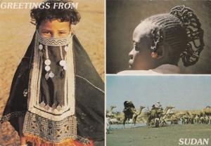 Greetings From Sudan Postcard