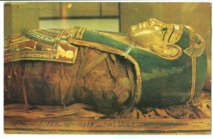Menne the Mummy, Gerrer Collection, Oklahoma Science & Arts