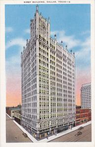 Kirby Building, DALLAS, Texas, 1930-1940s