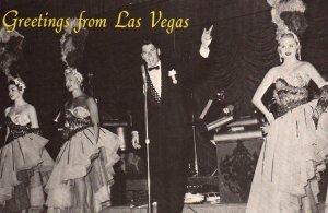 Greetings Fron Las Vegas,Ronald Reagan BIN