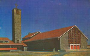 Eglise du Christ-Roi , JOLIETTE , Quebec , Canada , 50-60s