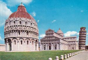 Italy Pisa Duomo e Battistero